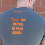 BEARd Slogan T-Shirt