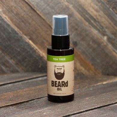 BEARd Oil Tea Tree