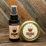 BEARd Oil and Balm Combo