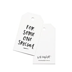 Someone Special Gift Tag Set of 5