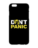 Don't Panic - Phone Case
