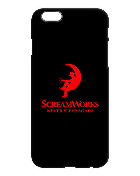 Screamworks - iPhone Case