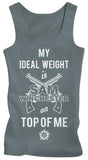 My Ideal Weight Is Sam Winchester On Me