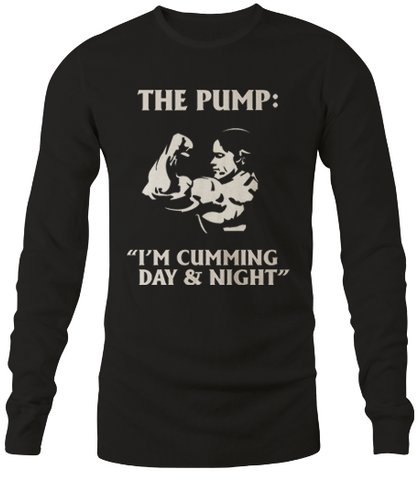 The Pump - Long Sleeve