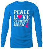 Peace, Love, Country Music