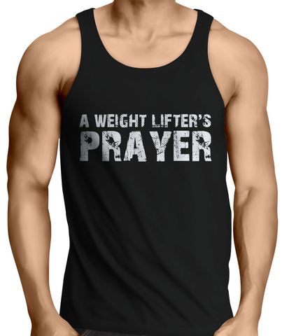 Weight Lifter's Prayer