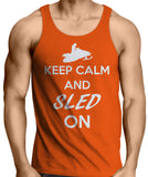 Keep Calm & Sled On