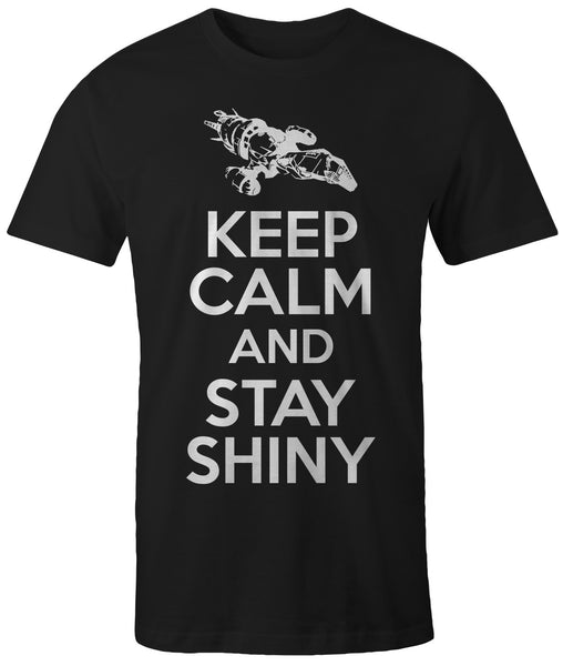 Keep Calm & Stay Shiny