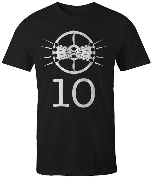 The Number Ten (Alt Design)