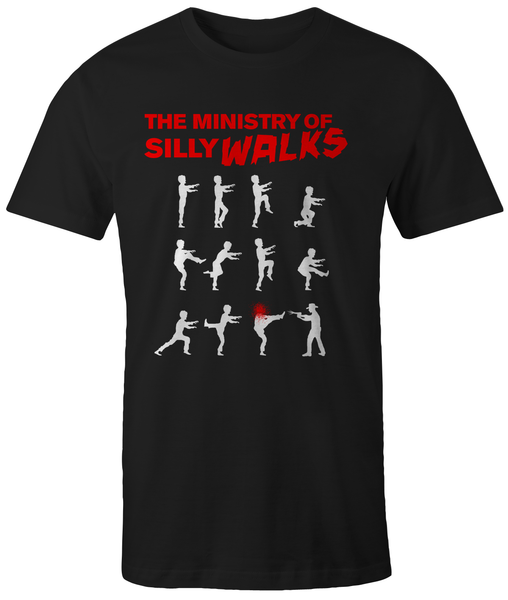 Ministry Of Silly Walks 2