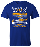 Being a Bartender