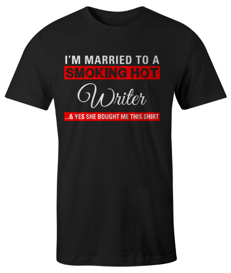 Married To A Smoking Hot Writer