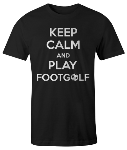 Keep Calm And Play Footgolf