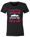 Country Music Made Me Fall In Love