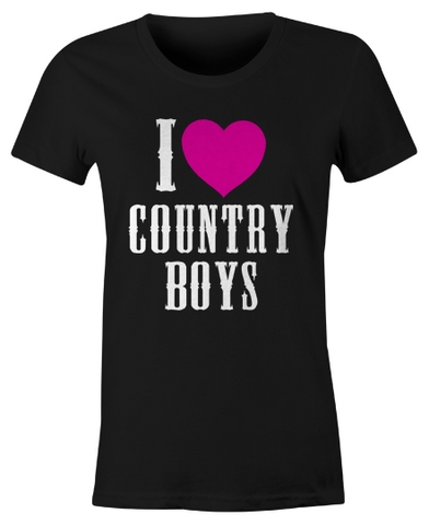 I Love Country Boys