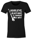 Hurleys, sliotars, and Camogie OH MY