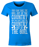 You Can't Take The Country Out Of The Girl