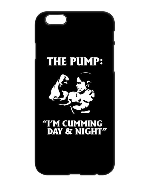 The Pump - iPhone Case