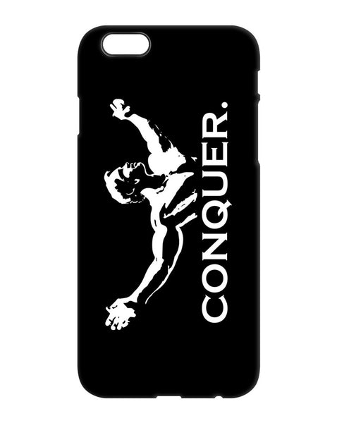 CONQUER - iPhone Case