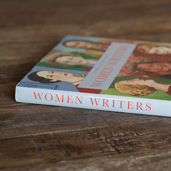 Women Writers by Rebecca Hazell