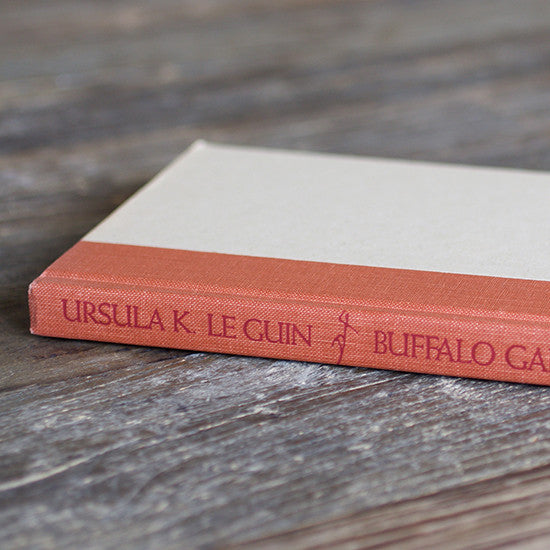 Buffalo Gals by Ursula K. Le Guin