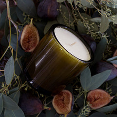 Black Mission Fig Soy Candle