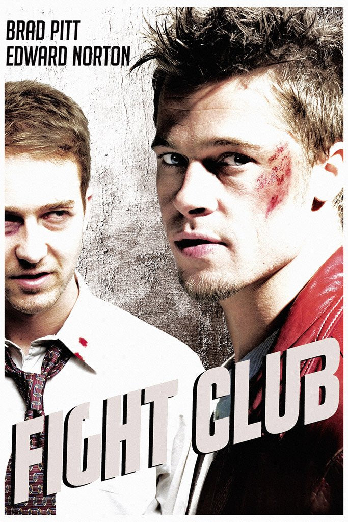 Fight Club (1999) IMDB Top 250 Poster