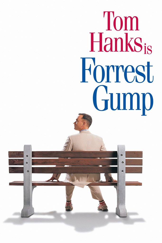 Forrest Gump 1994 Poster My Hot Posters