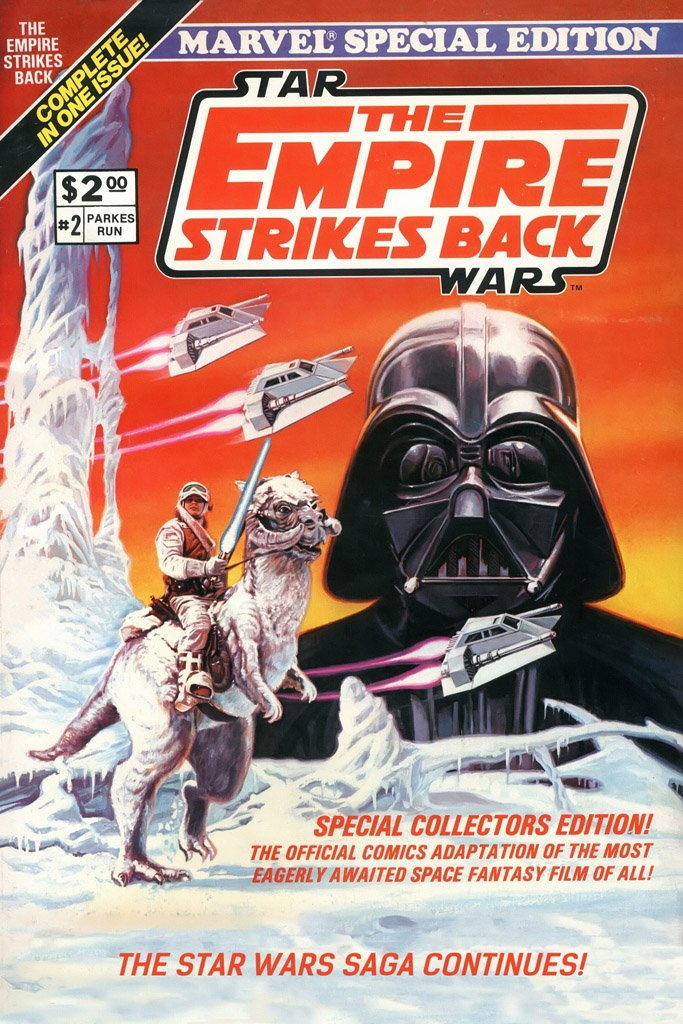 The Empire Strikes Back (1980) Poster
