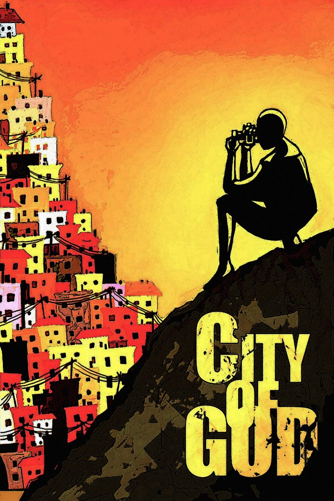 City of God (2002) Movie Poster