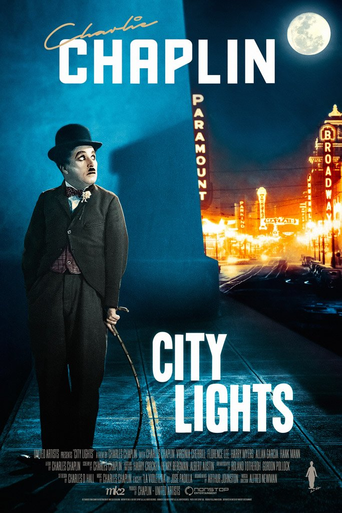 City Lights (1931) Poster