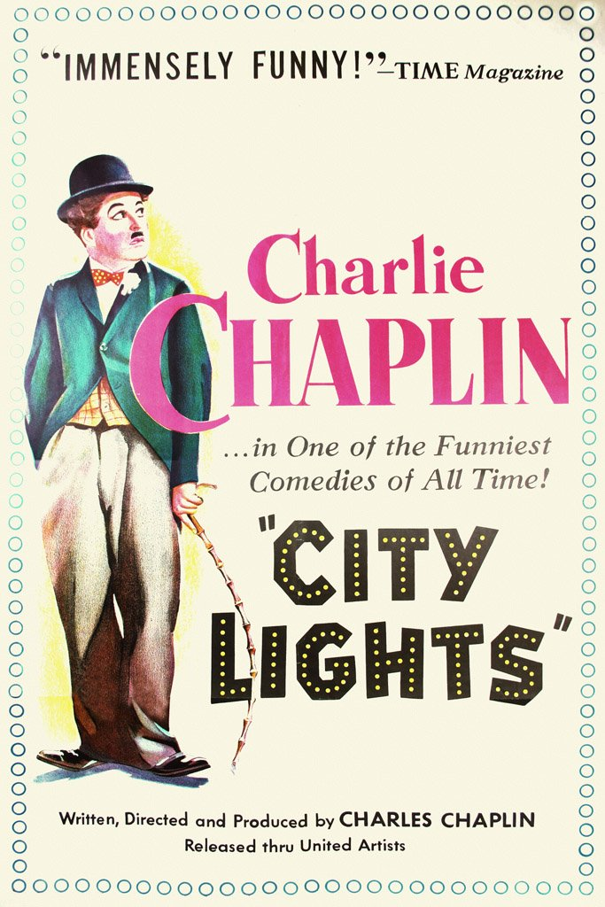 City Lights (1931) Movie Poster
