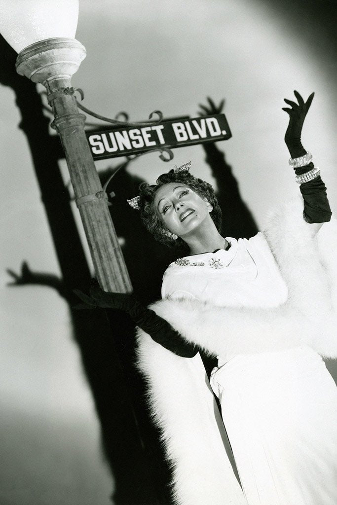 Sunset Boulevard (1950) IMDB Top 250 Poster – My Hot Posters