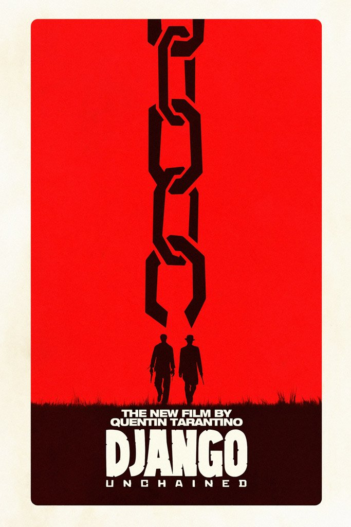 Django Unchained (2012) Movie Poster