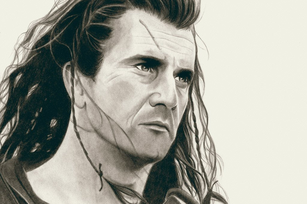 Braveheart (1995) Movie Poster