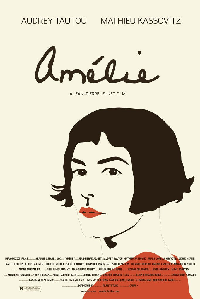 Amélie (2001) Movie Poster