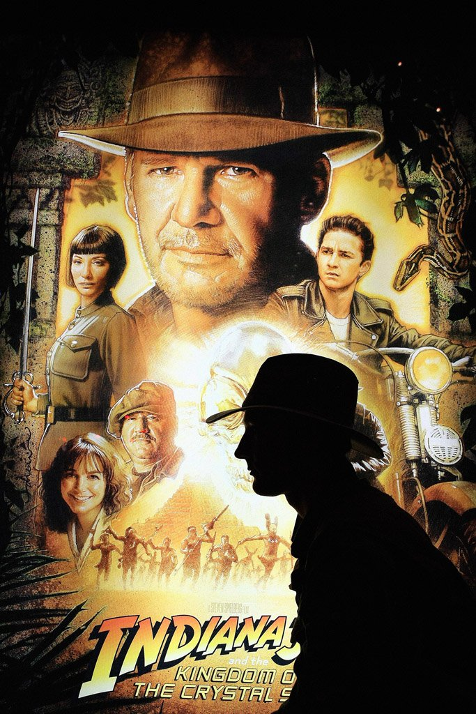 Indiana Jones and the Last Crusade (1989) IMDB Top 250 Poster