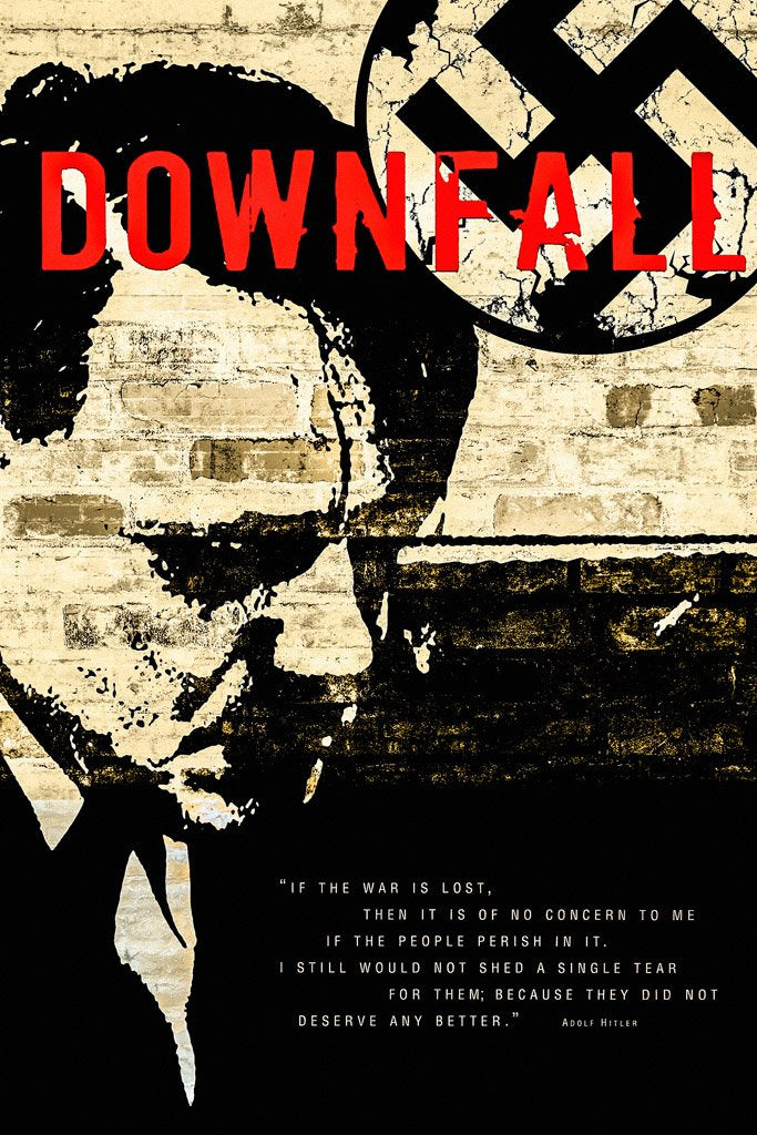Downfall (2004) Movie Poster