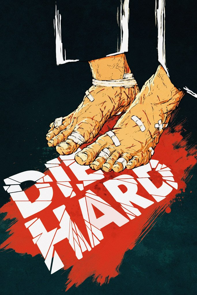 Die Hard (1988) Film Poster