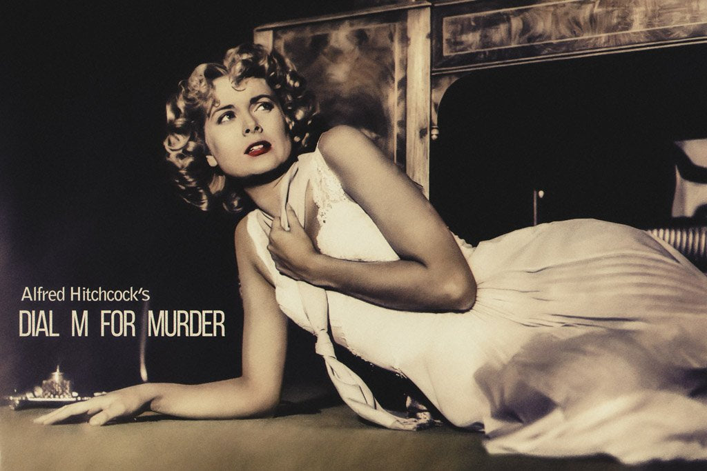 Dial M for Murder (1954) IMDB Top 250 Poster