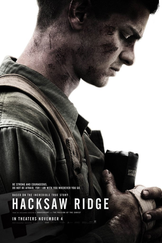 Hacksaw Ridge (2016) Movie Poster