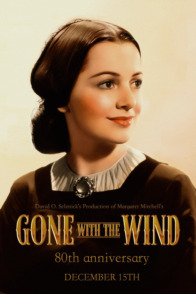 Gone with the Wind (1939) IMDB Top 250 Poster