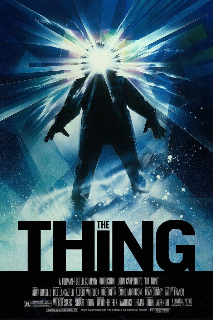 The Thing 1982 Poster My Hot Posters
