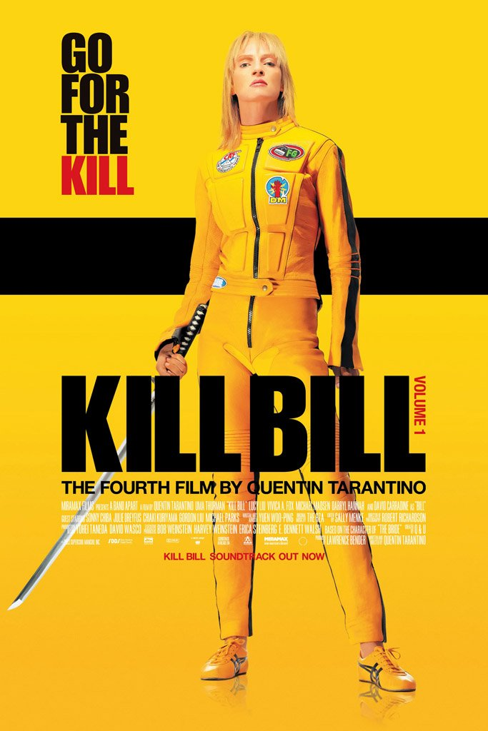Kill Bill Vol.1 (2003) Poster
