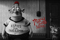 Mary And Max 2009 Movie Imdb Top Poster My Hot Posters