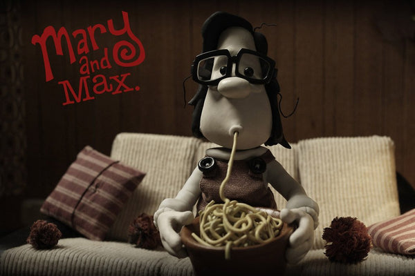 Mary And Max 2009 Film Movie Poster My Hot Posters