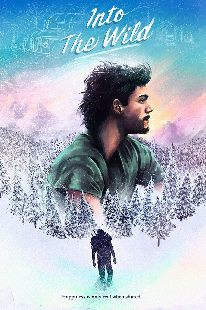 Into the Wild (2007) IMDB Top 250 Poster