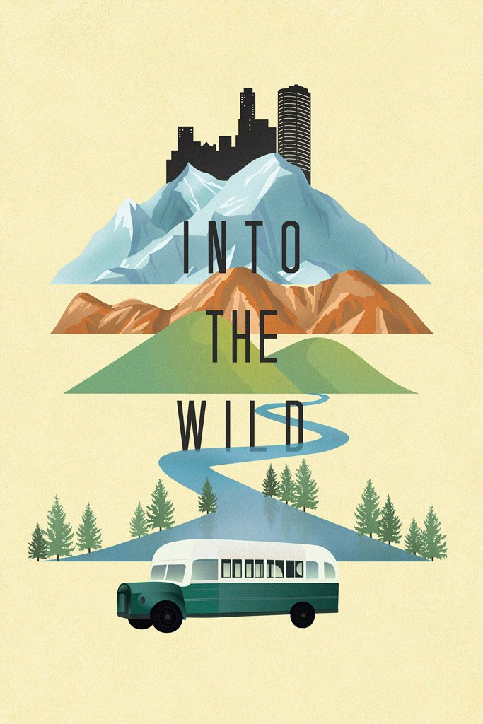 Into the Wild (2007) Film Poster