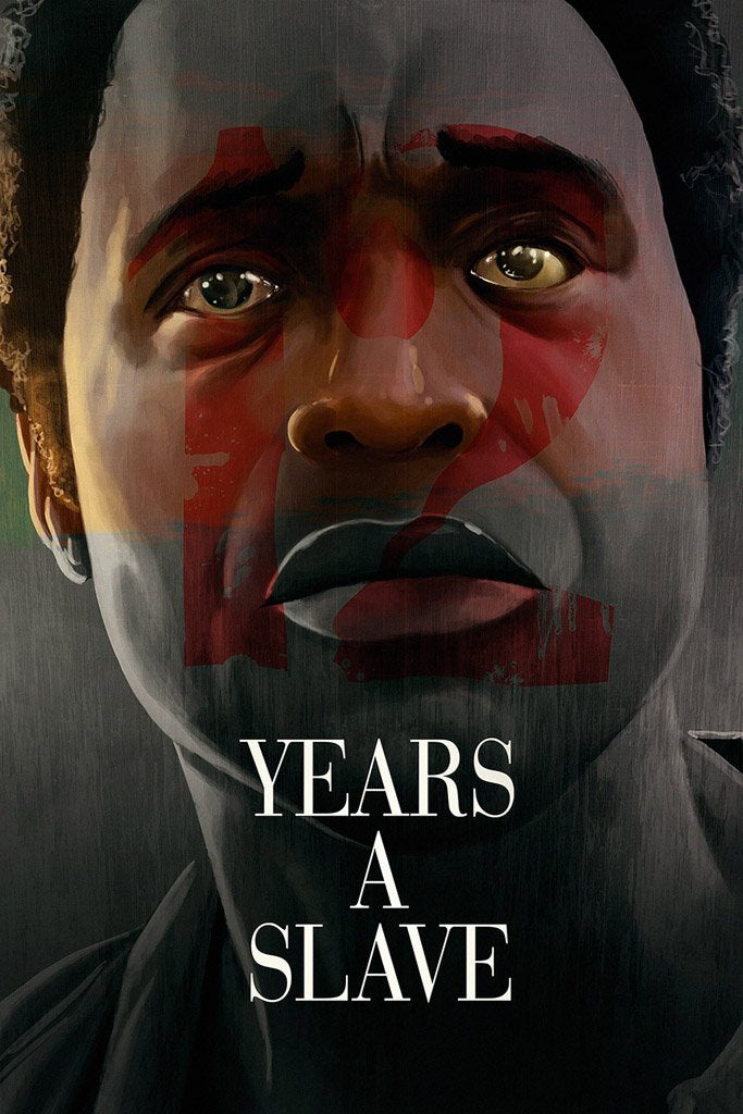 12 Years A Slave 2013 Movie Poster My Hot Posters