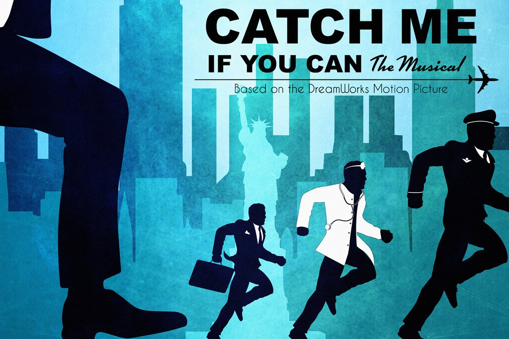 Catch Me If You Can 2002 Poster My Hot Posters